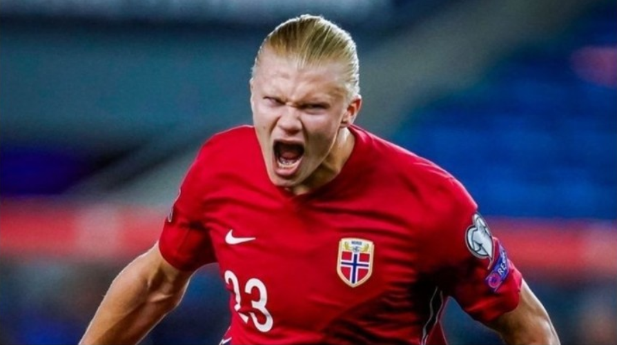 Scored a hat-trick but still disappointed, Erling Haaland's ambition is beyond what we've seen