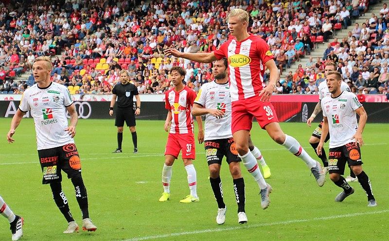 Teenage Sensation Haaland Wants To Take Over From Zlatan Insidesport