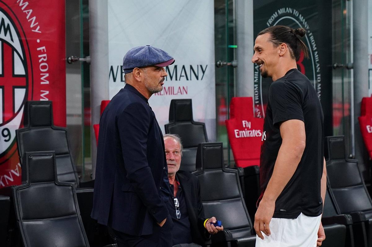 Sinisa Mihajlovic: My friendship with Zlatan began with a headbutt