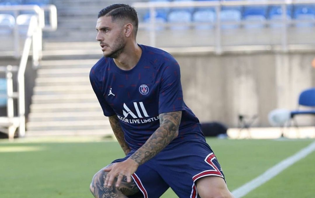 Icardi denies rumours of leaving PSG: I'm staying this season, the next and the next!