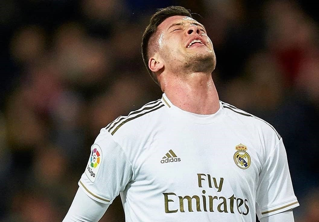 Real's Jovic: I'm not taking Spanish lessons anymore