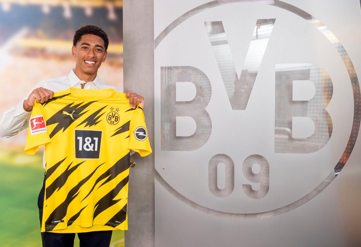 Dortmund sign wonderkid Jude Bellingham from Birmingham City
