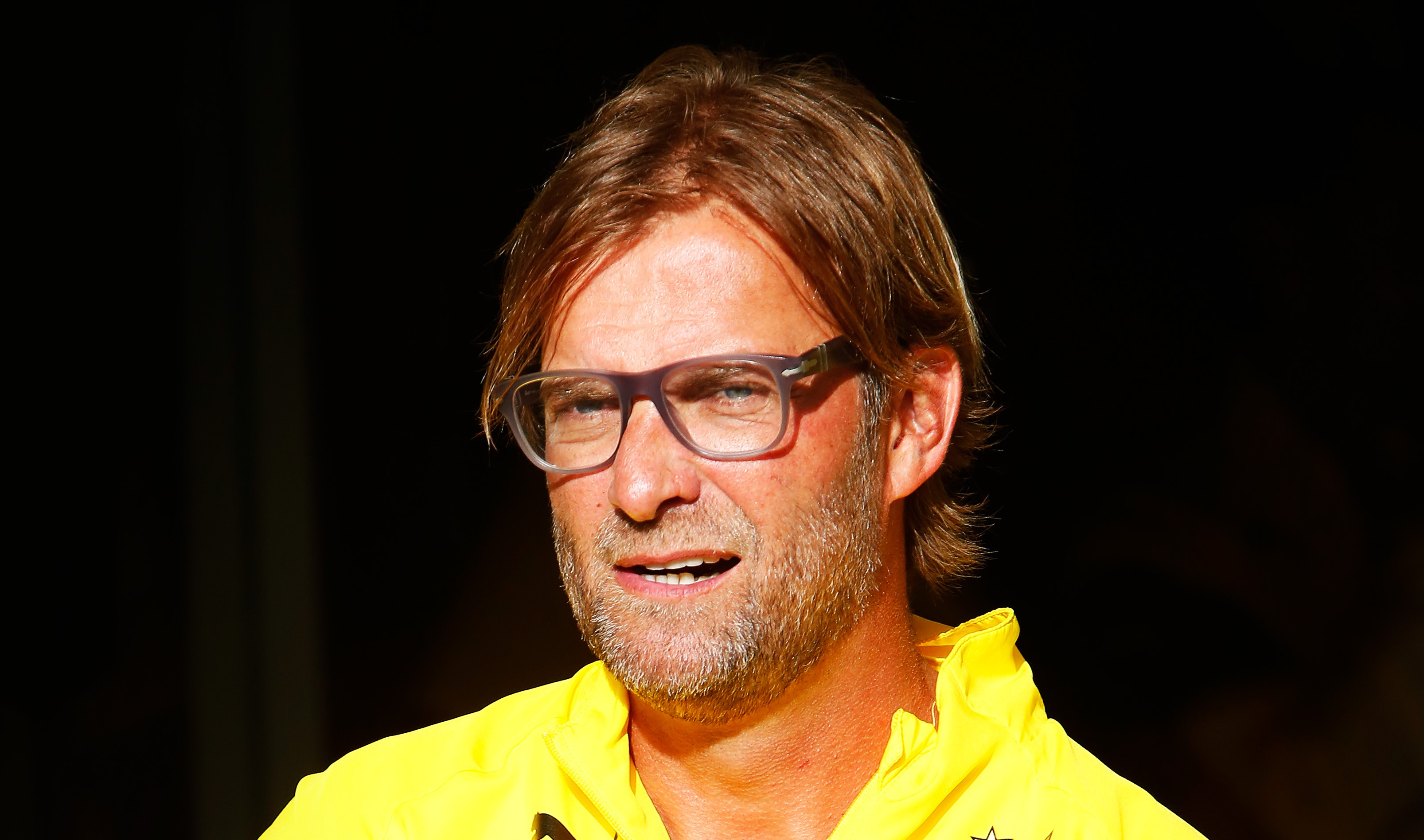 Klopp: Pep always looks perfect, but when I shout, I look like a serial killer