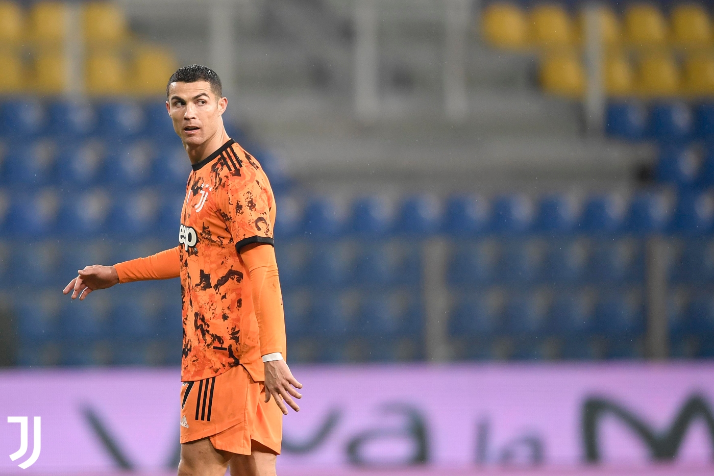 Pirlo: Ronaldo was quite rightly angry with himself