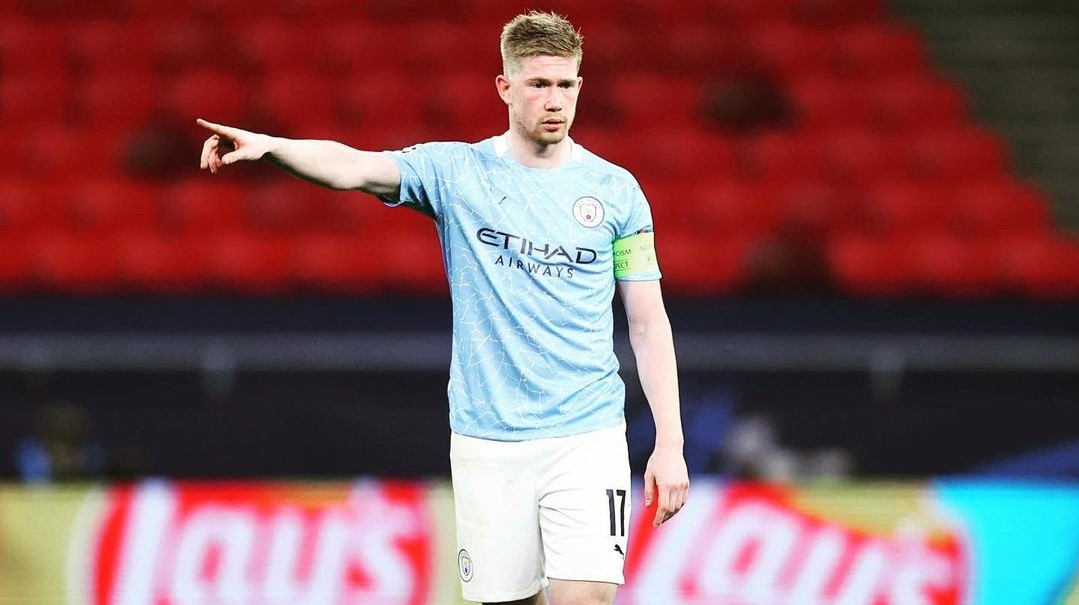 Kevin De Bruyne enters Premier League's top 10 assists makers and might go up to number two, but the top spot is unreachable