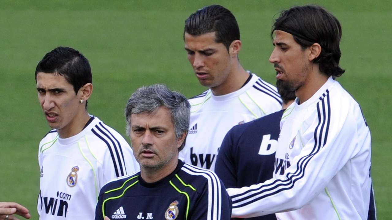 Sami Khedira: Mourinho is the best thing that has happened to me