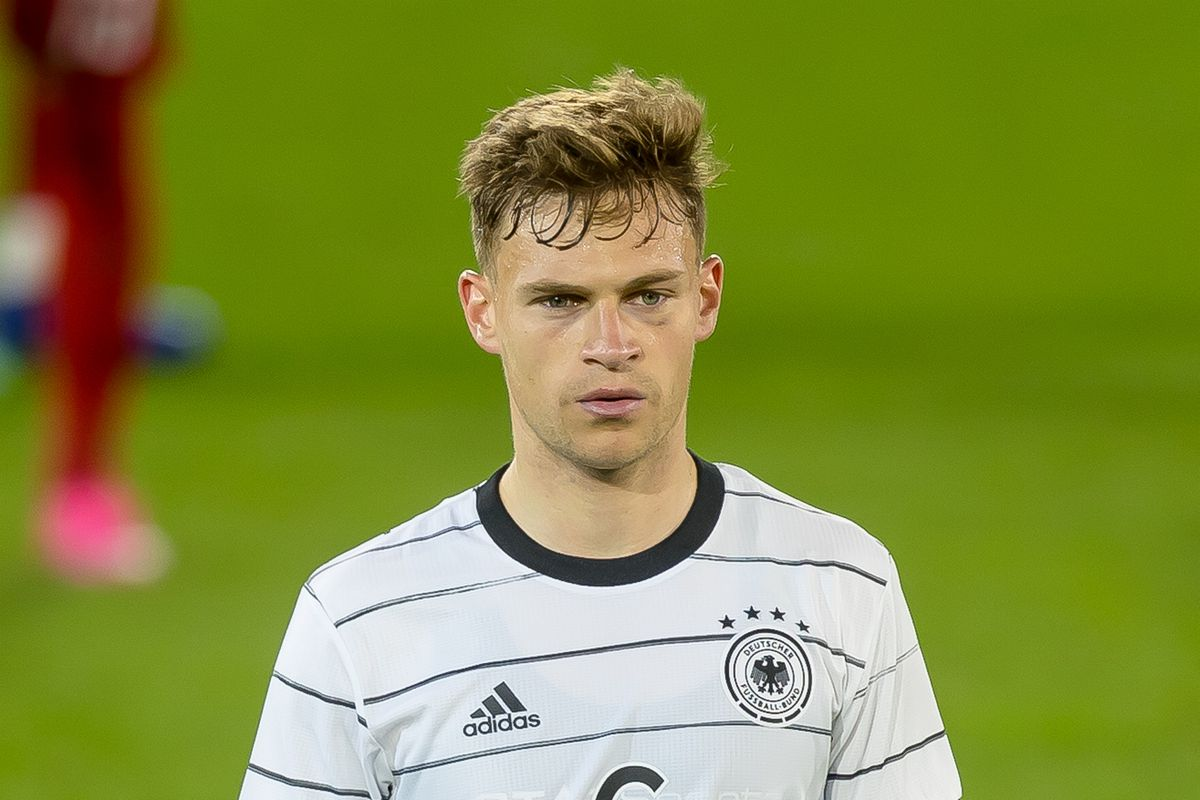 Joshua Kimmich: It doesn't matter whether I play as a CM or a RB, as long as we win