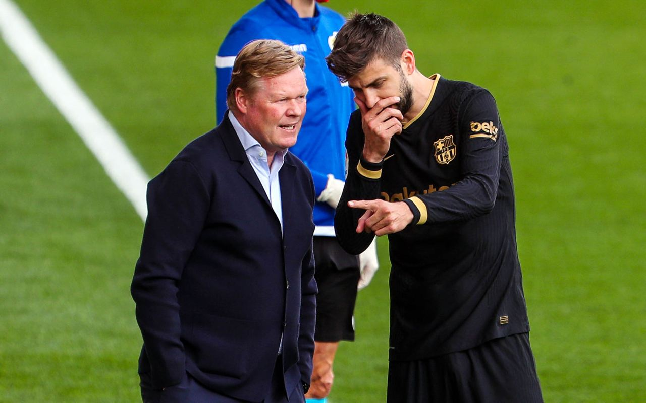 Koeman suspended for the two most important matches of the season!