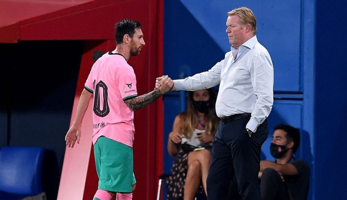 Better without Messi?! Koeman claims Argentine departure has a lot of positives