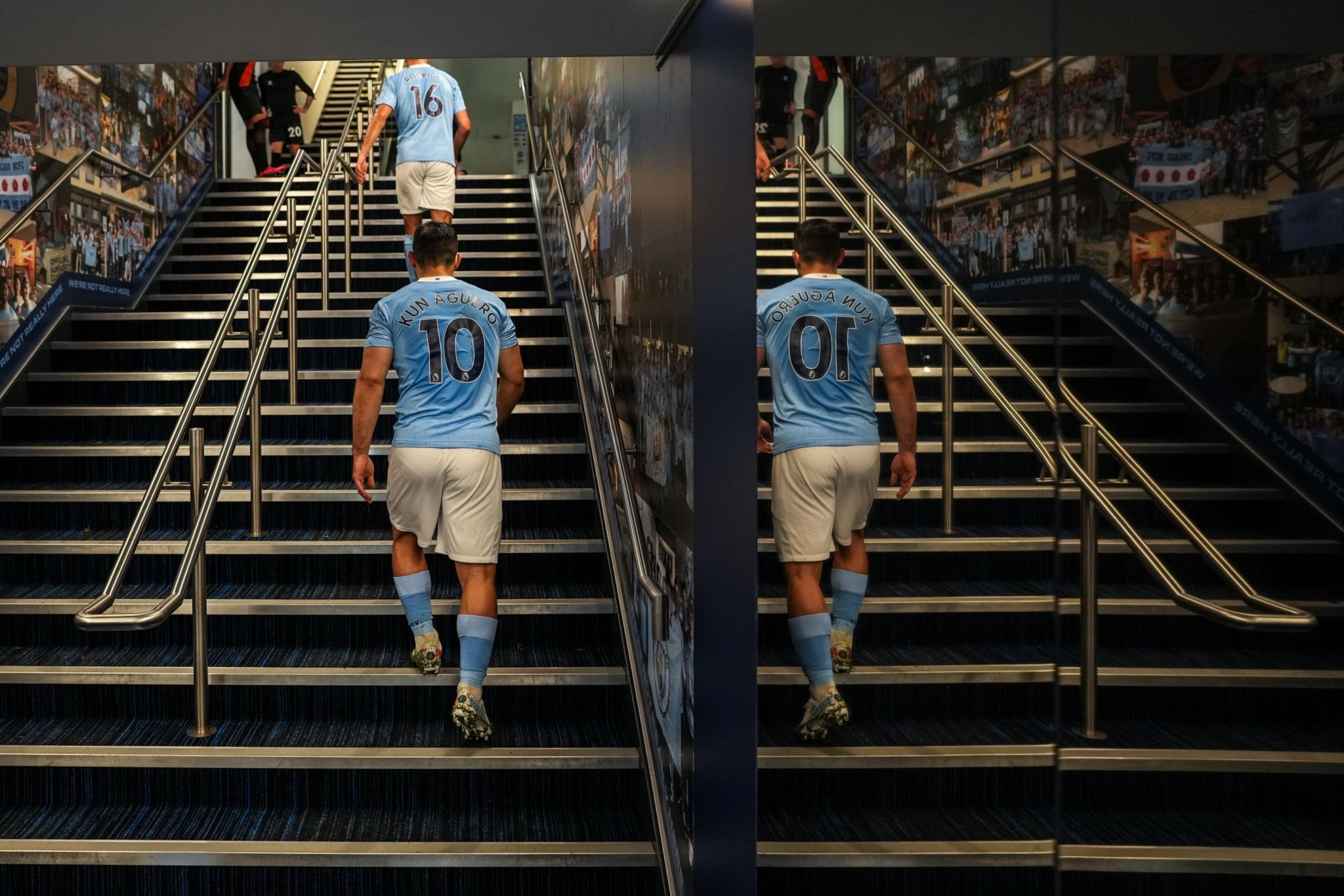 Aguero leaves City with a legacy of the best player, best moment, and room for scoreless 2,520 minutes