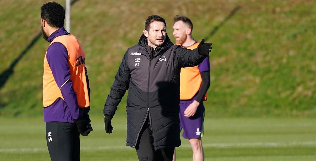 Lampard announces title contention: I didn't come into this job to fight for the fourth place