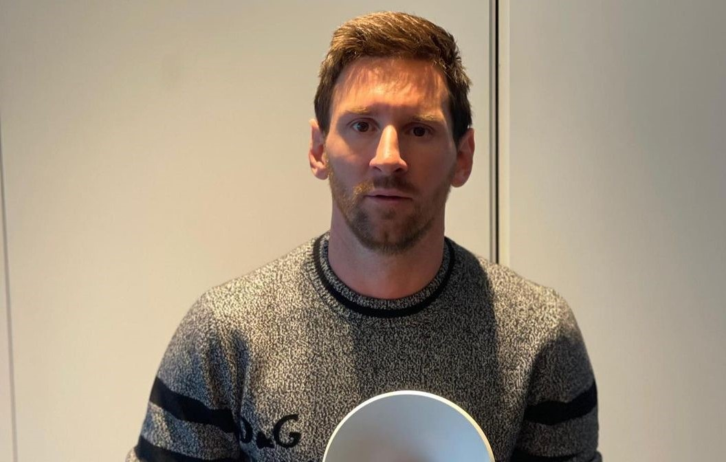 Messi reveals his plans for the future include playing in America and being a sports director