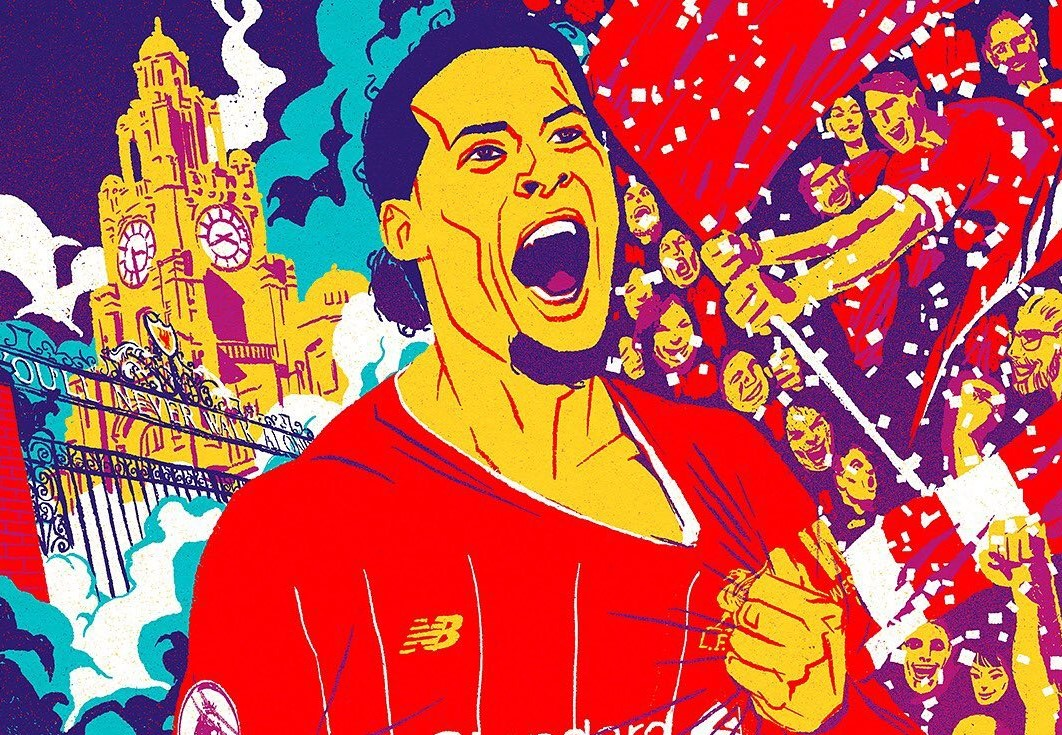 Liverpool still setting historic records, further fortifying the legend of Anfield