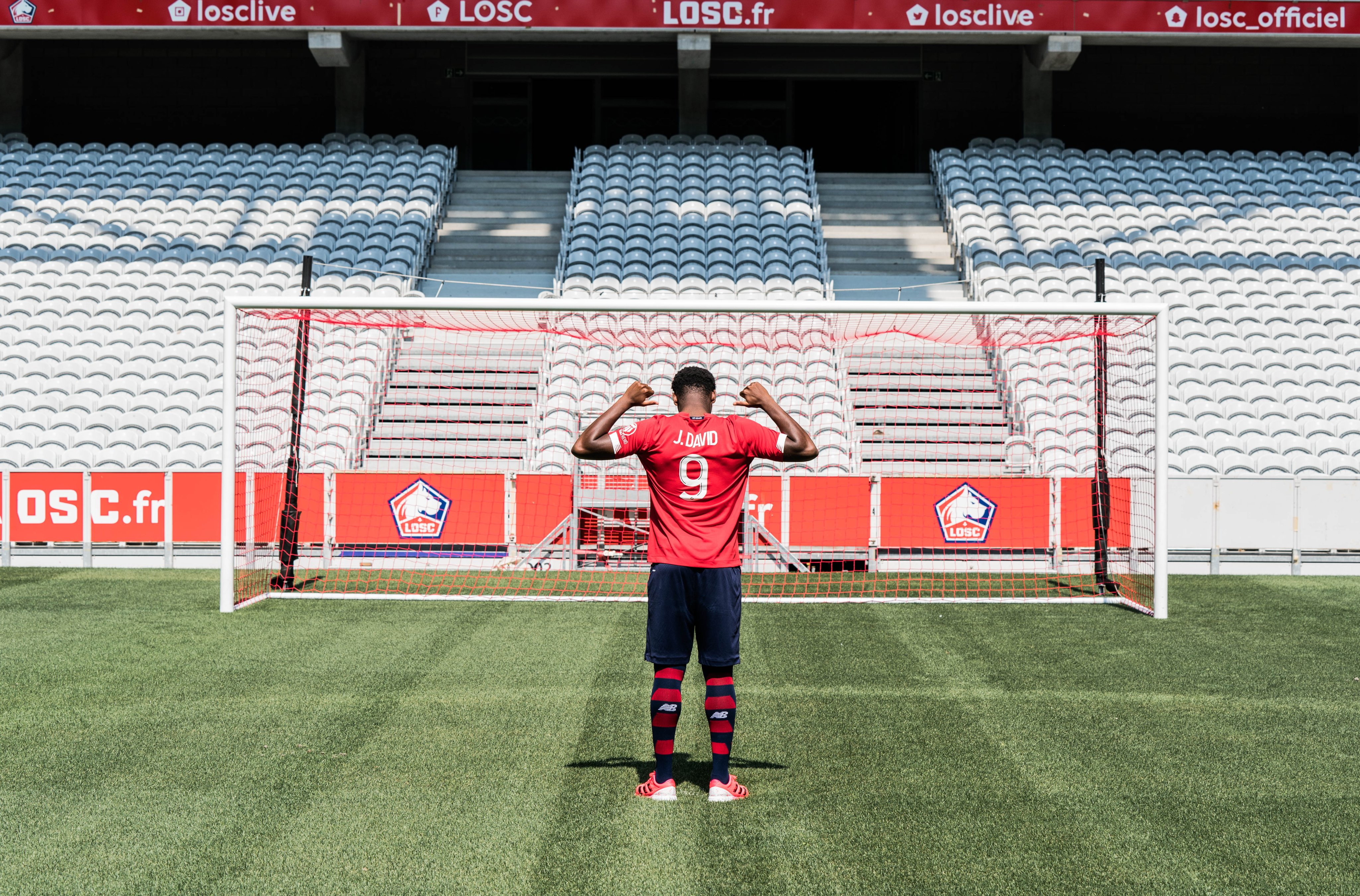 Lille usually sells players for fortunes, now they bought a striker for one