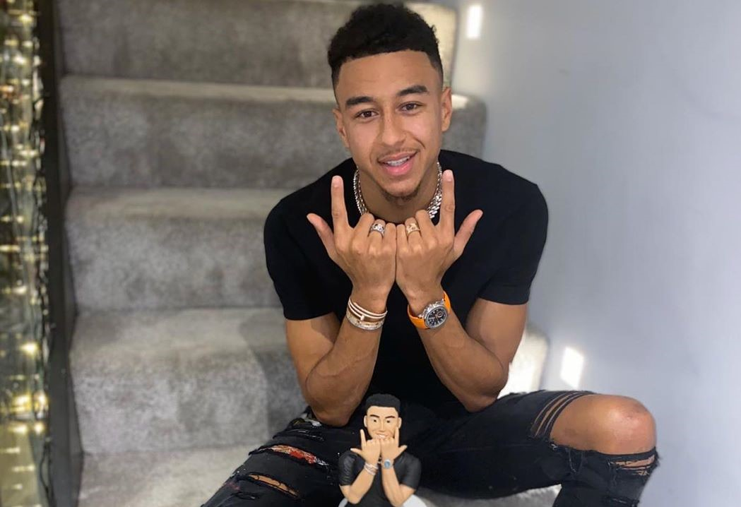 United finally ready to sell Jesse Lingard