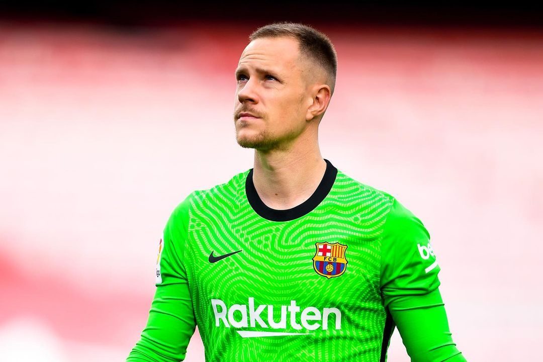 Ter Stegen decides to miss out on the Euros because of an operation!