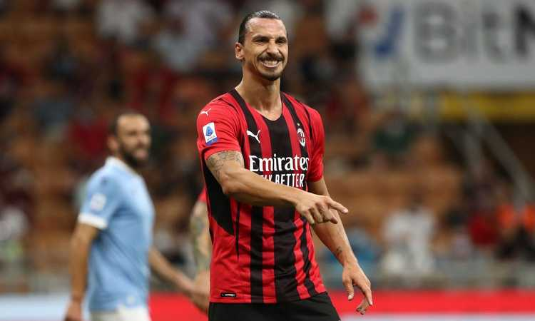 Ibrahimovic on Milan return: I asked the squad who played in the Champions League, two hands went up