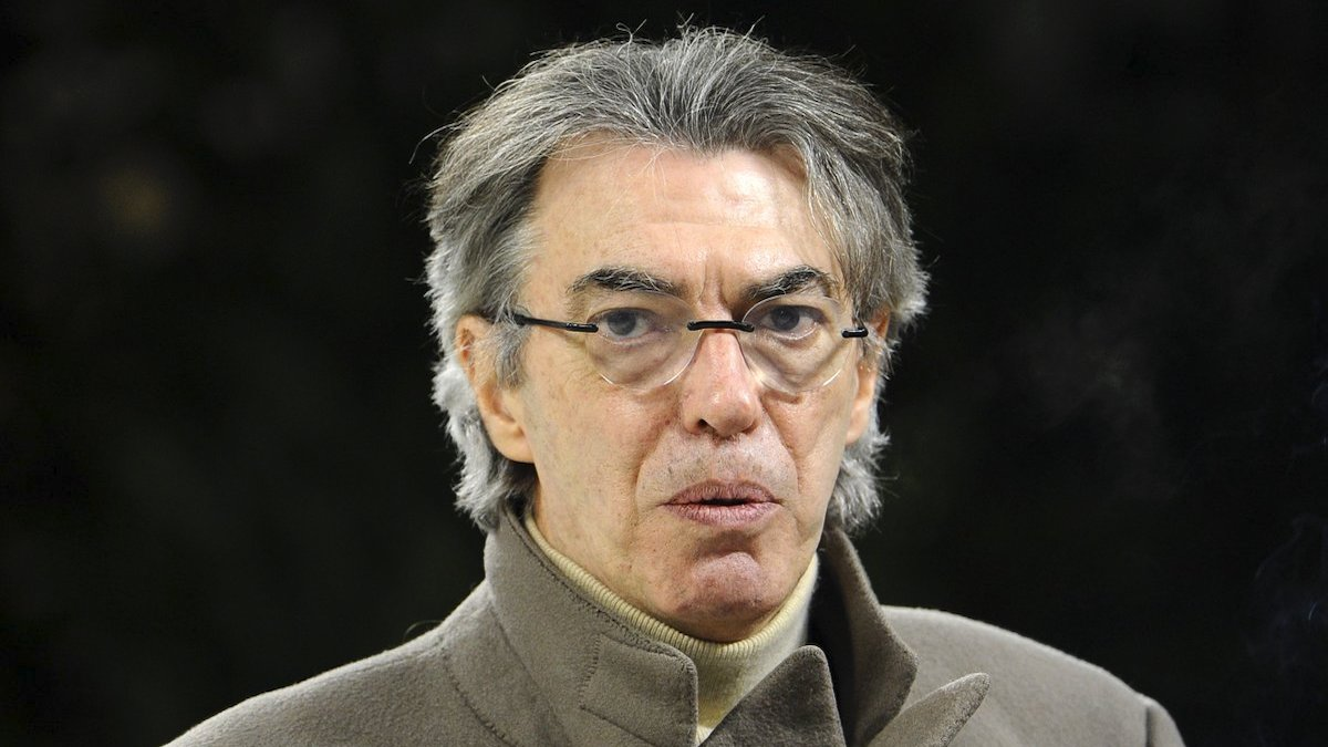 Former Inter owner Moratti: I am worried, of course, something serious must've happened in China