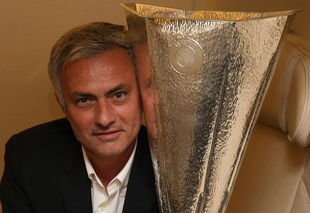 Mourinho on Spurs sacking him week before the final: I have 25 and a half trophies