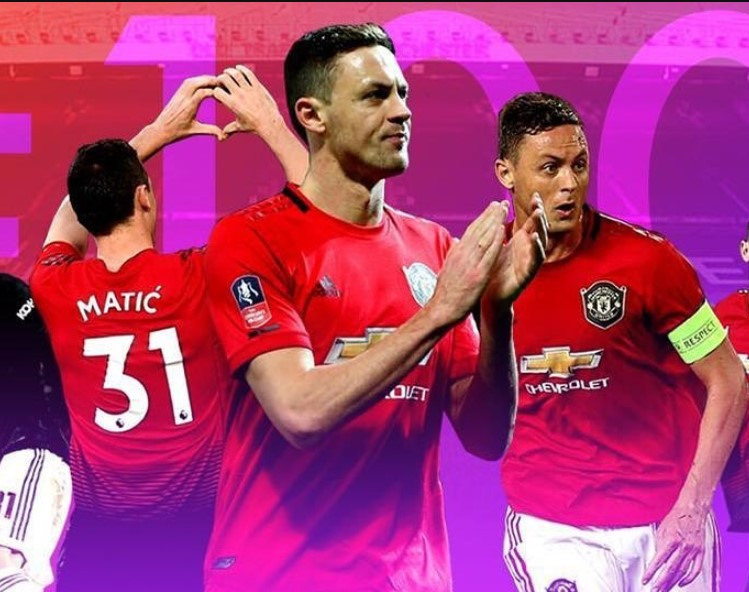 Nemanja Matic extends his stay in Manchester