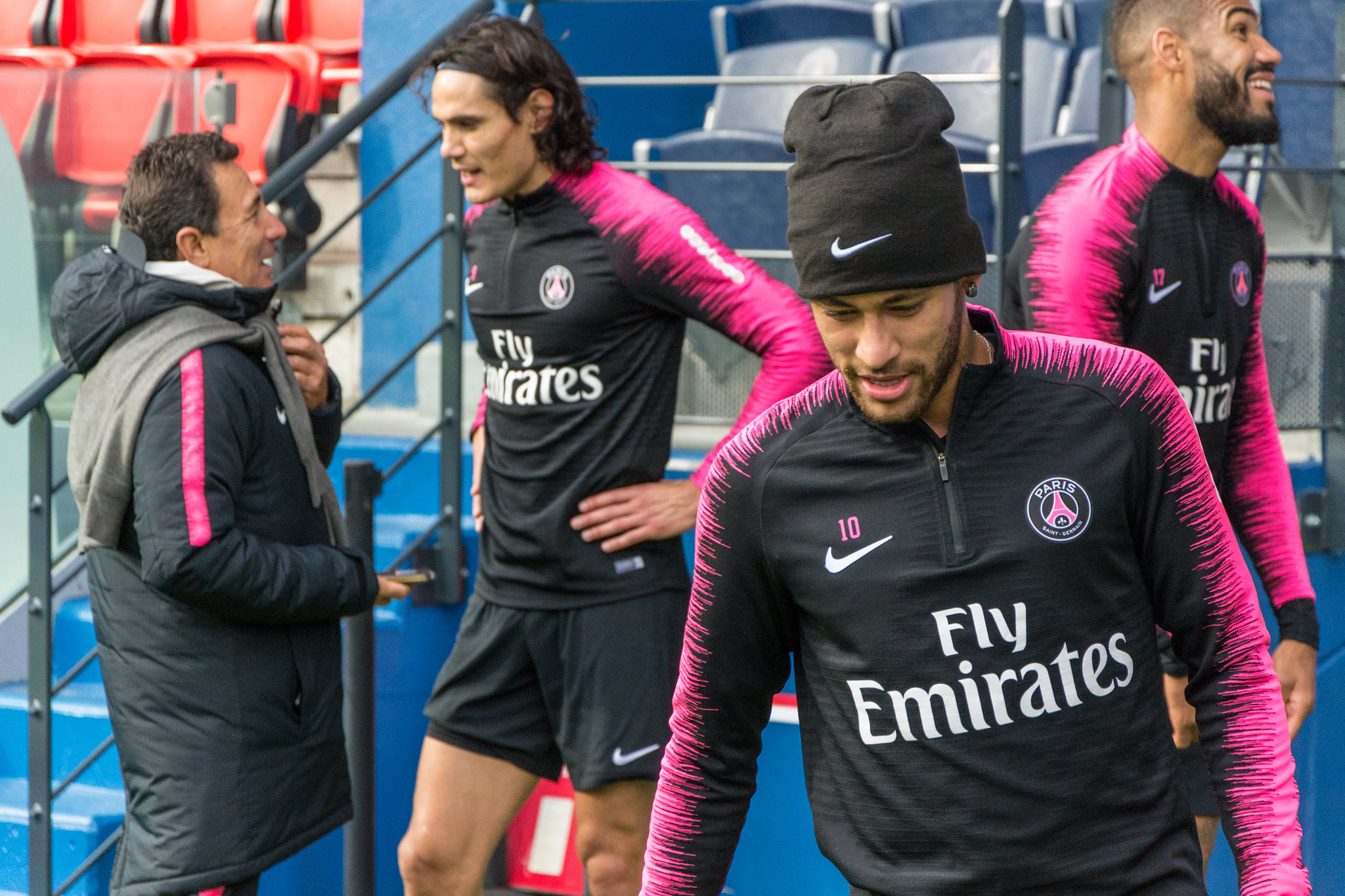 PSG lift another treble after beating Lyon in League Cup final