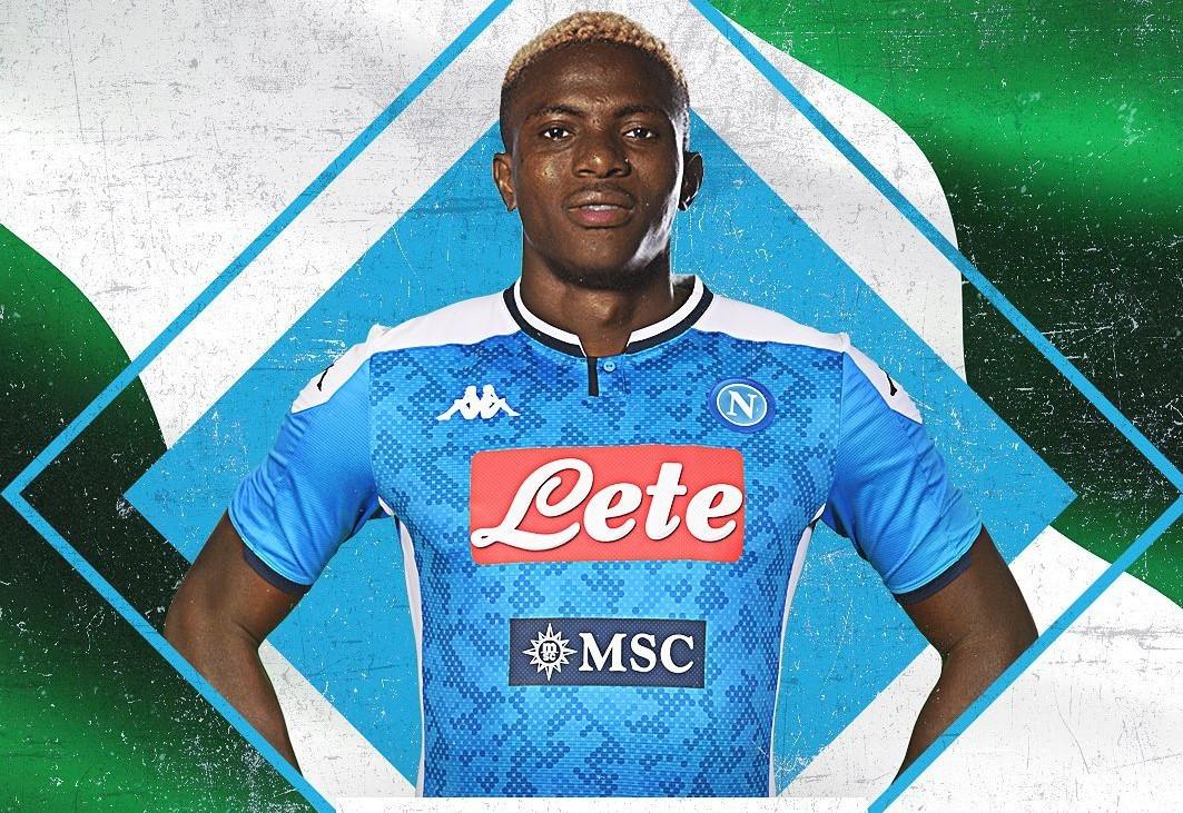 What crisis? Who's poor? Napoli splashes €80,000,000 on Osimhen!
