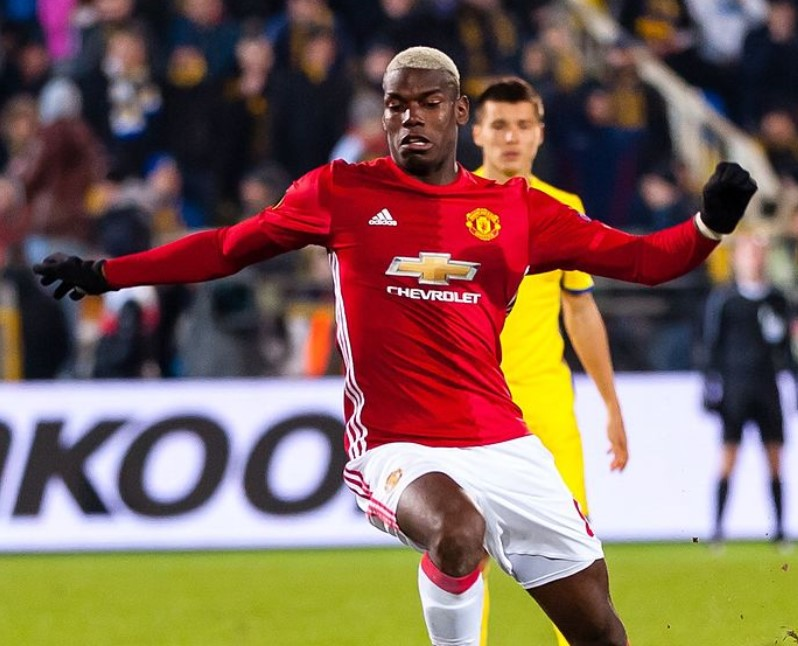 Pogba's agent Raiola: Paul wants to stay at United