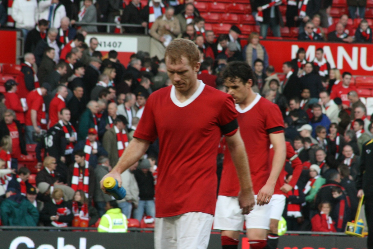 Scholes plays down the Club World Cup's importance: We don't even mention it