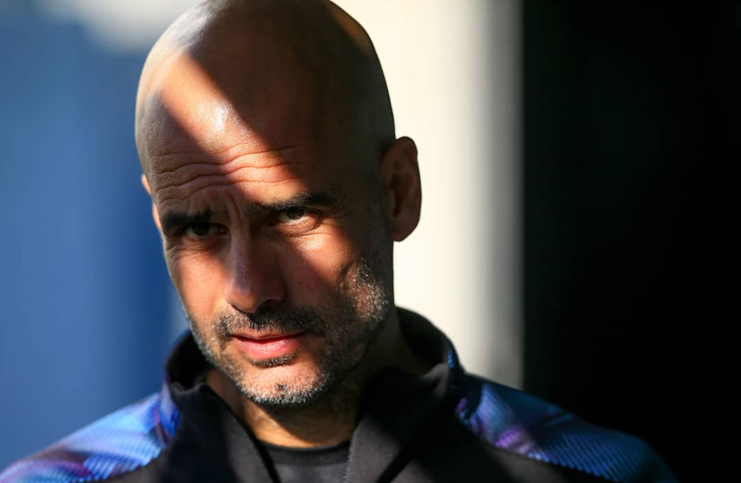 Guardiola could leave in the summer due to the Champions League ban