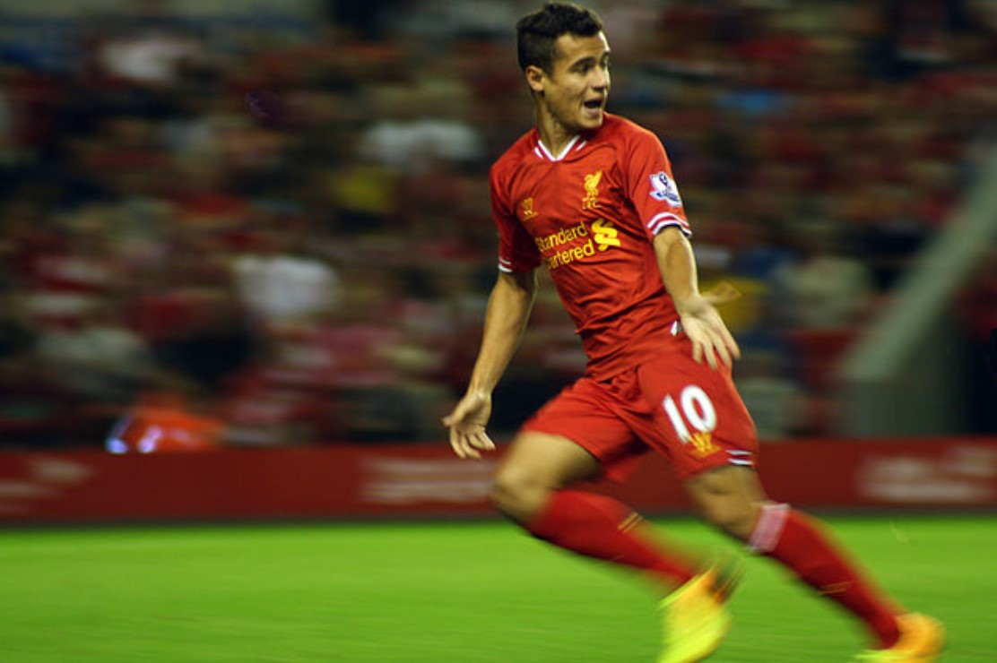 Coutinho wants Liverpool or Barcelona, but is likely to choose between Everton and Leicester