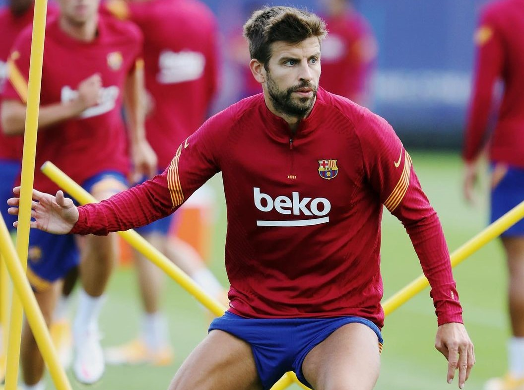 Things go from awful to abysmal at Barca: Pique likely out for the season, Sergi Roberto for months