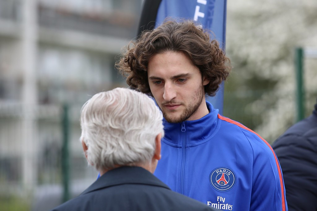 United plans to replace Pogba with Rabiot