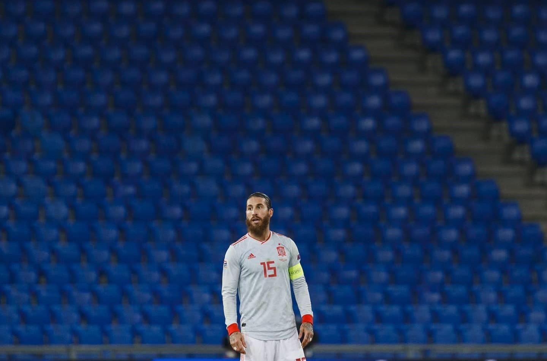 Ramos injured seven days before El Clasico