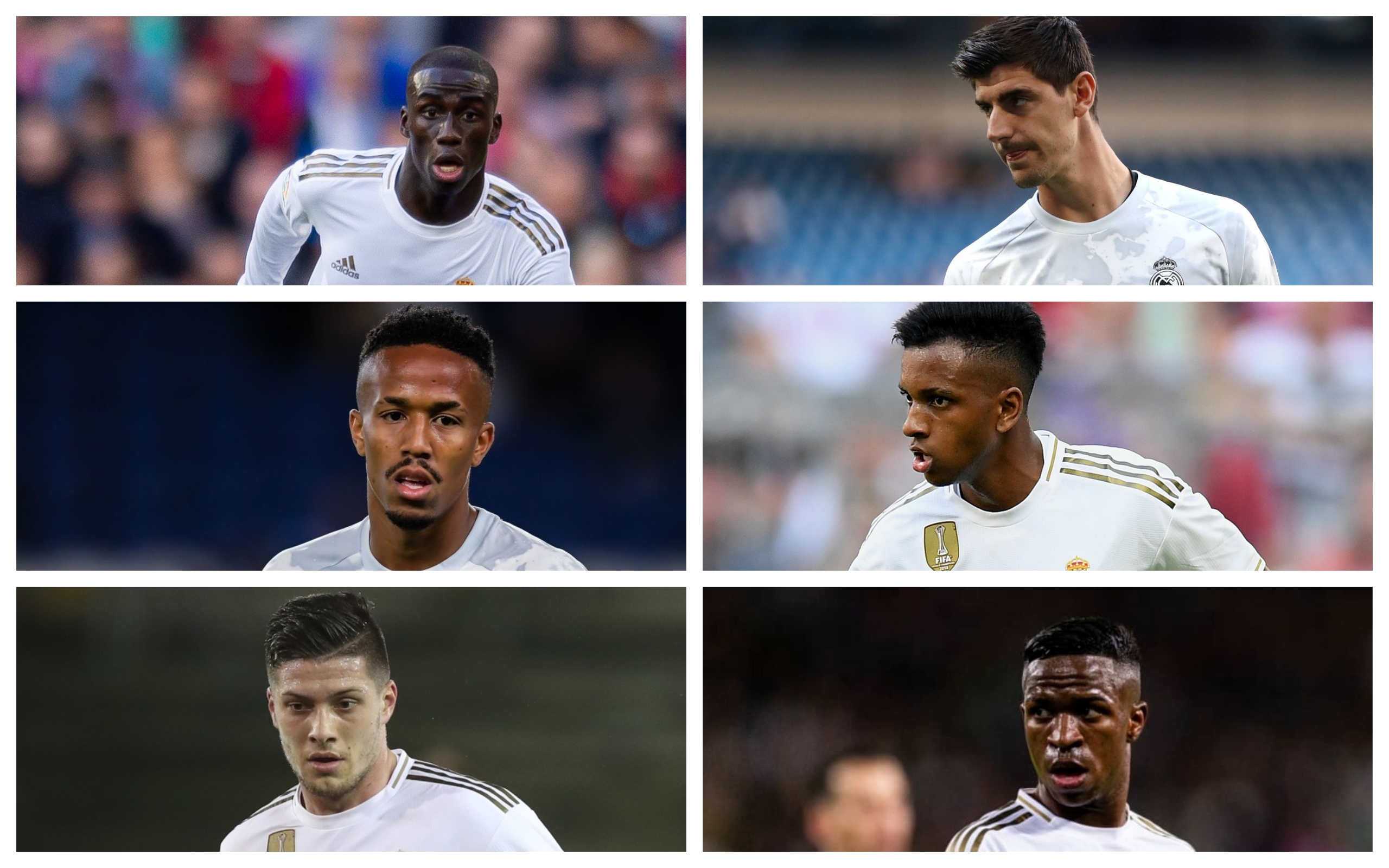 Real Madrid invested half a billion in player squad during last three years