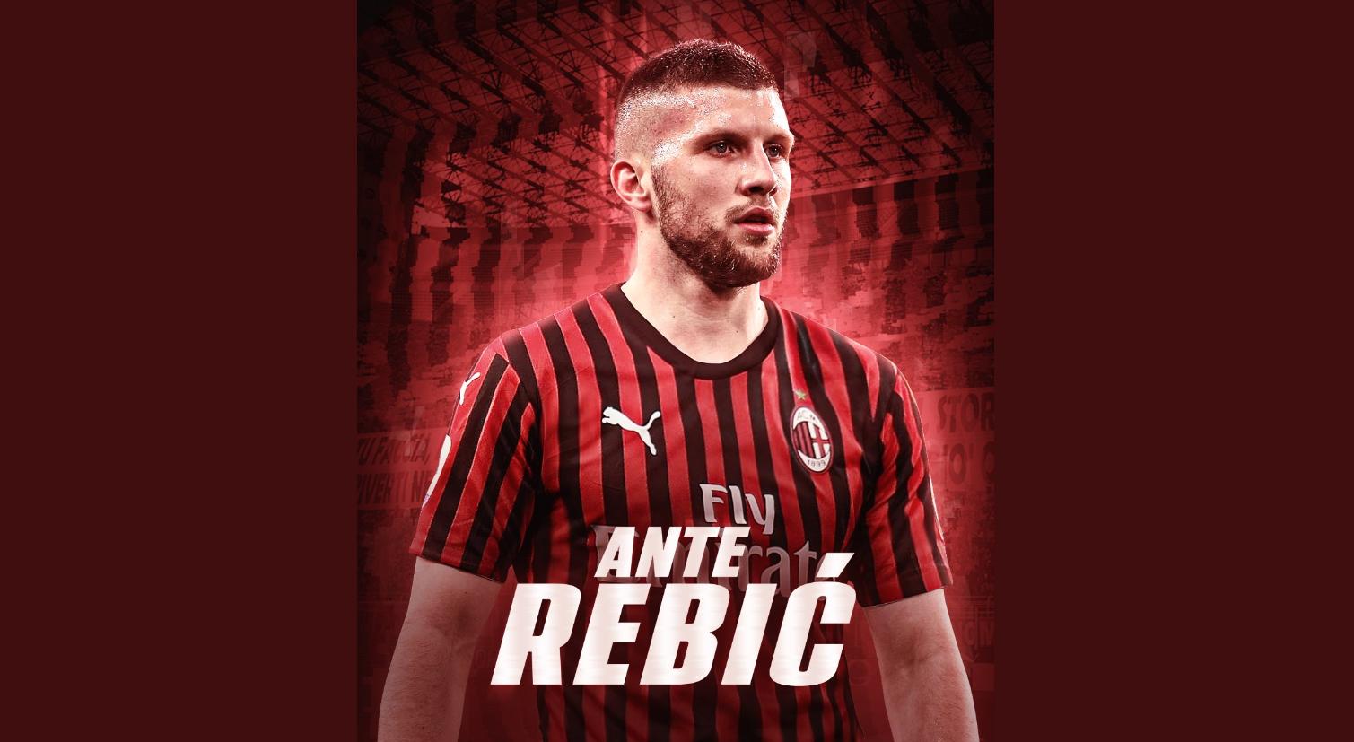 Milan and Eintracht Frankfurt exchange forwards
