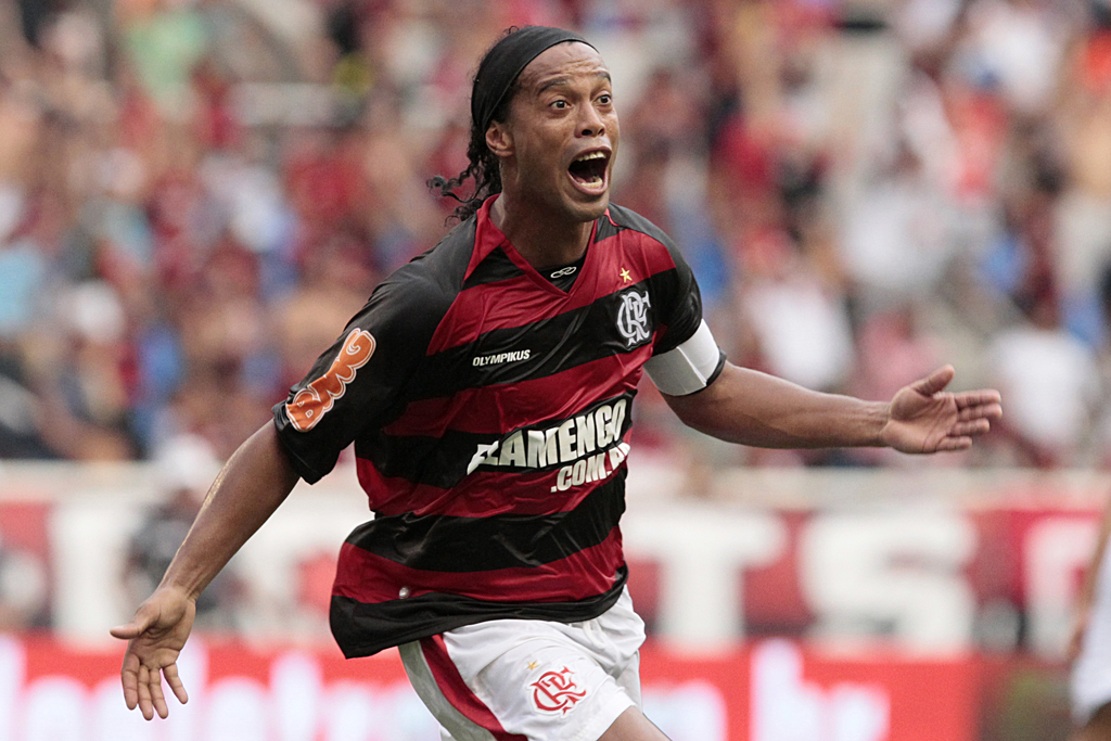 Ronaldinho breaks silence on his spell in jail