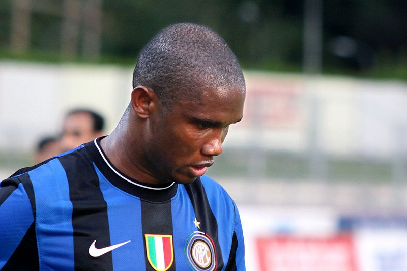One of the best African players ever Samuel Eto'o retires
