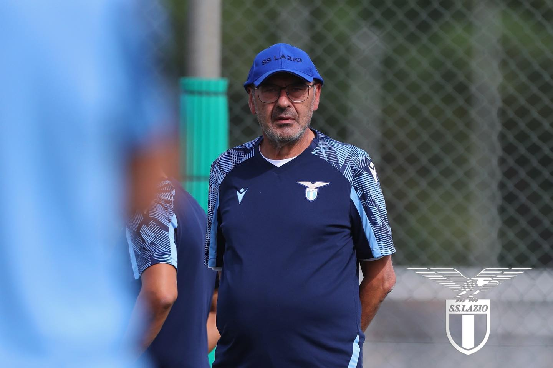 Sarri: Roma v Lazio? I felt more pressure with Sangiovannese v Montevarchi in Serie C