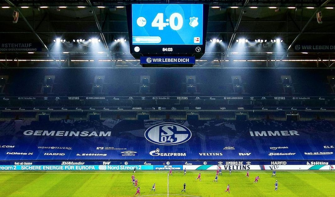 Hop(p)e for Schalke!