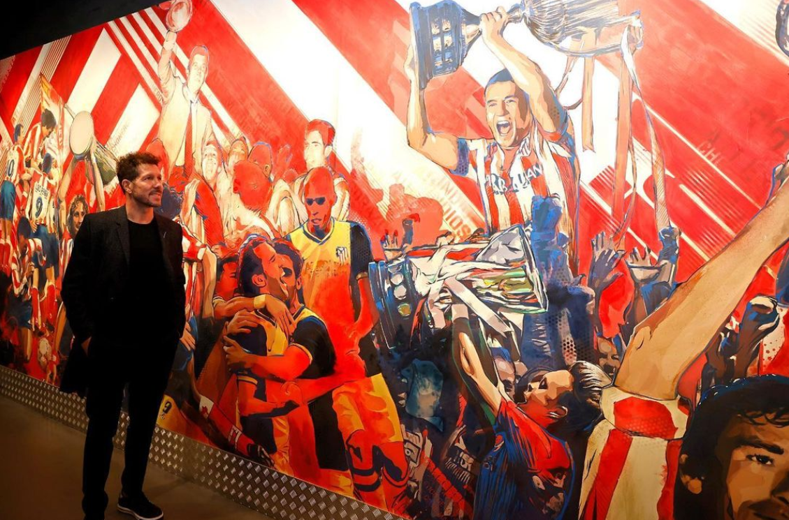 He deserves a statue: Diego Simeone sold players for a whopping €1.000.000.000 in the 21st century, by far the most in the World