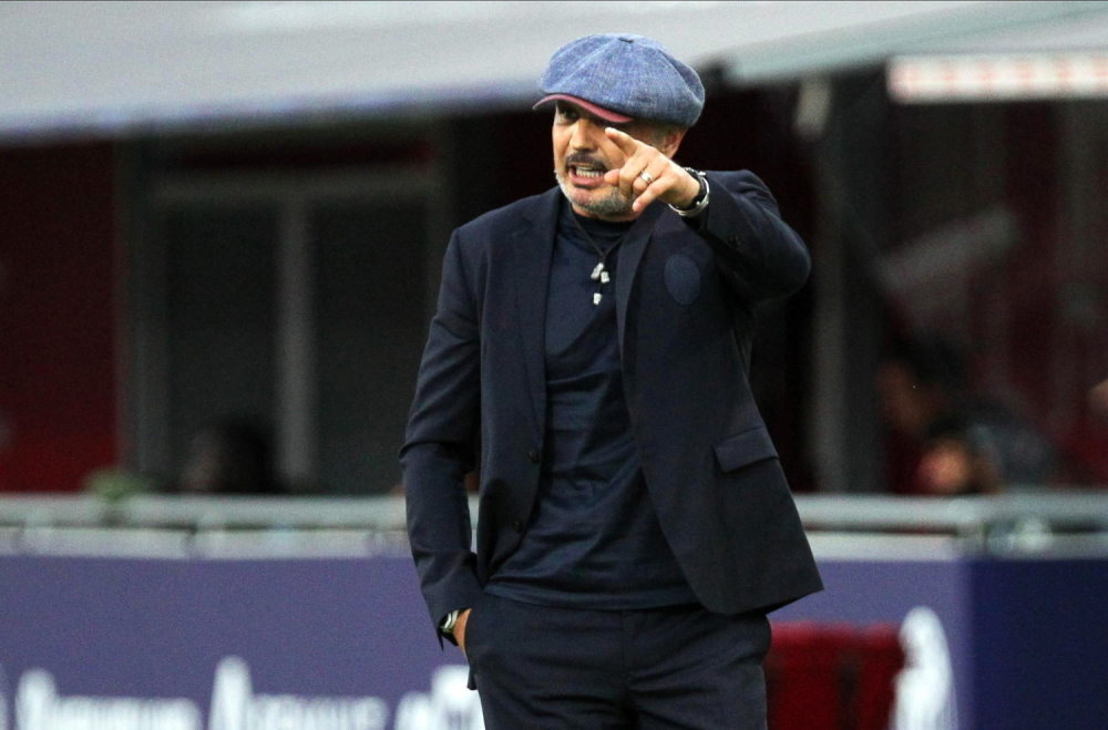 Searching for a mole Mihajlovic set up a fake tactics training: When I find him, it's going to get ugly