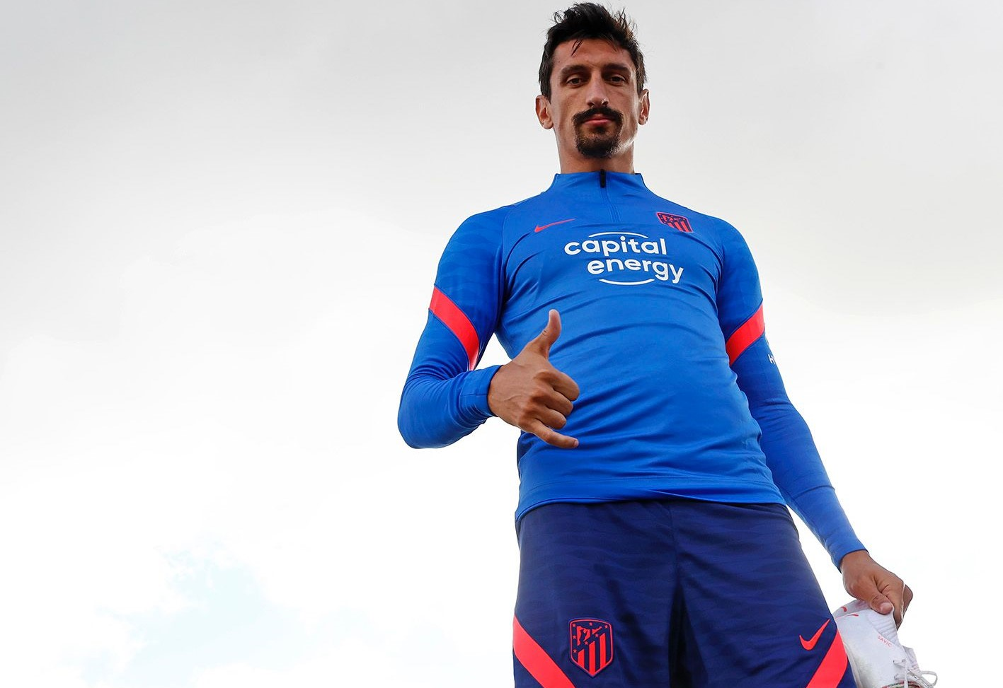 Former City defender Savic is the unsung hero of Atleti's new generation
