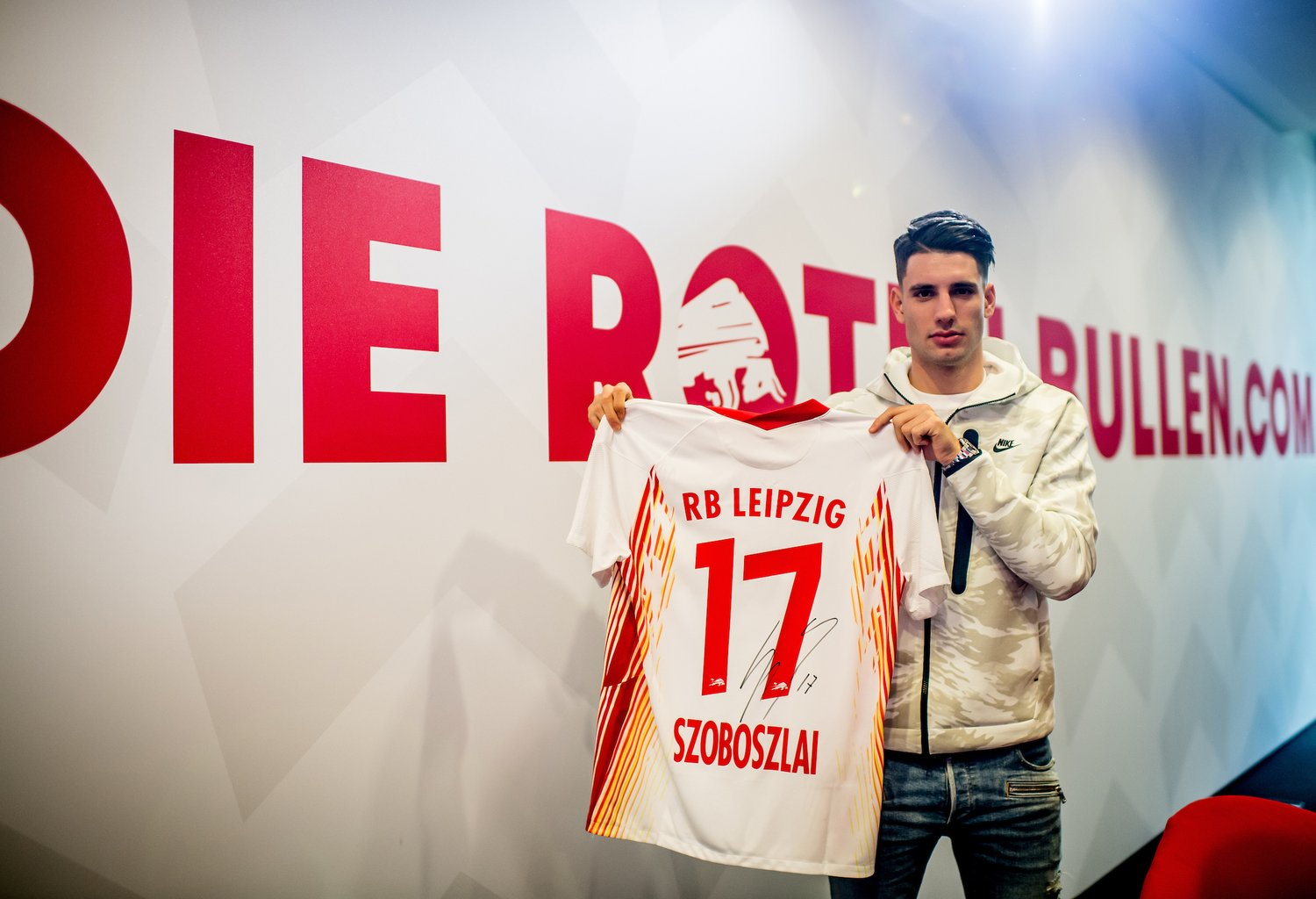 A big step up for the player and the club: Szoboszlai to become Leipzig's first superstar?