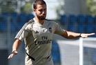 Zidane defends Hazard: He has not lacked professionalism