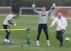 Solskjaer talks up United's second keeper Henderson: He can be one of the best in the world