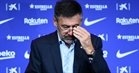Former Barcelona president Bartomeu arrested on corruption and money laundering  charges