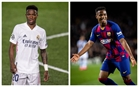 Pique on El Clasico prospects: Vinicius is faster, more electric, pure extreme, Ansu has the talent for goal