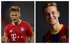 Cutting through lines and gliding past markers: Europe's most piercing midfielders