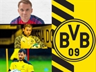 Where is Borussia Dortmund's (attempt for a) Manuel Neuer?