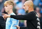 Pep on his new project Palmer after a CL goal: He has a special quality in front of the box, it's difficult to find that
